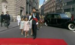 Imágenes del Juramento y Proclamación de su Majestad el Rey Don Felipe VI ante las Cortes Generales (3)