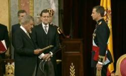 Imágenes del Juramento y Proclamación de su Majestad el Rey Don Felipe VI ante las Cortes Generales (31)