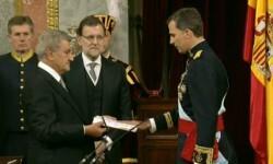 Imágenes del Juramento y Proclamación de su Majestad el Rey Don Felipe VI ante las Cortes Generales (32)