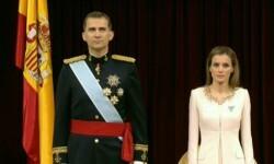 Imágenes del Juramento y Proclamación de su Majestad el Rey Don Felipe VI ante las Cortes Generales (34)
