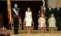 Imágenes del Juramento y Proclamación de su Majestad el Rey Don Felipe VI ante las Cortes Generales (35)