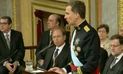 Imágenes del Juramento y Proclamación de su Majestad el Rey Don Felipe VI ante las Cortes Generales (38)