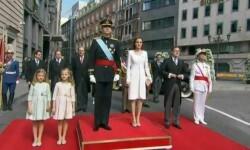 Imágenes del Juramento y Proclamación de su Majestad el Rey Don Felipe VI ante las Cortes Generales (4)