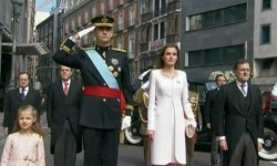 Imágenes del Juramento y Proclamación de su Majestad el Rey Don Felipe VI ante las Cortes Generales (5)