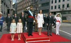 Imágenes del Juramento y Proclamación de su Majestad el Rey Don Felipe VI ante las Cortes Generales (6)