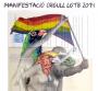 Manifestación Orgullo LGTB 2014