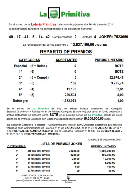 NOTA_DE_PRENSA_DE_LA_PRIMITIVA_DEL_JUEVES _26_06_14_001