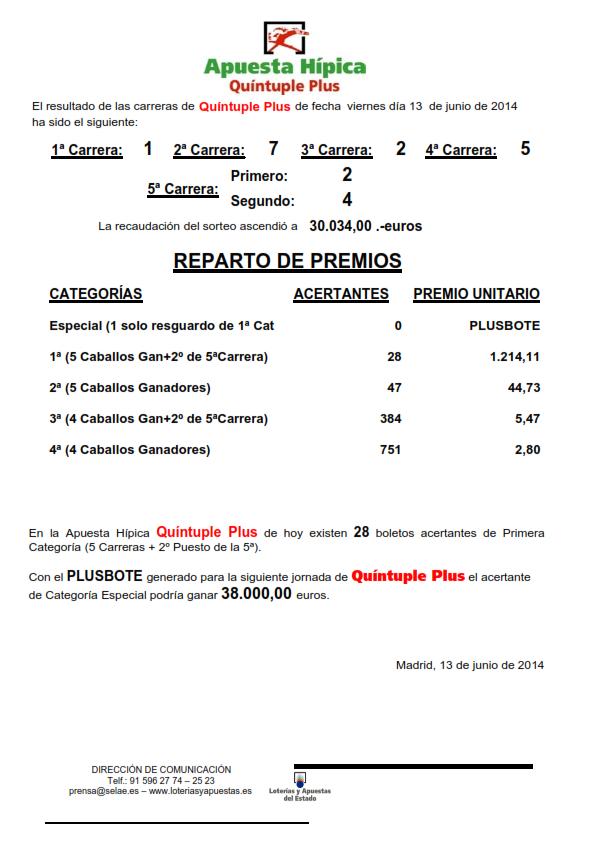 NOTA_DE_PRENSA_DE_QUINTUPLE_PLUS_13_06_14_001