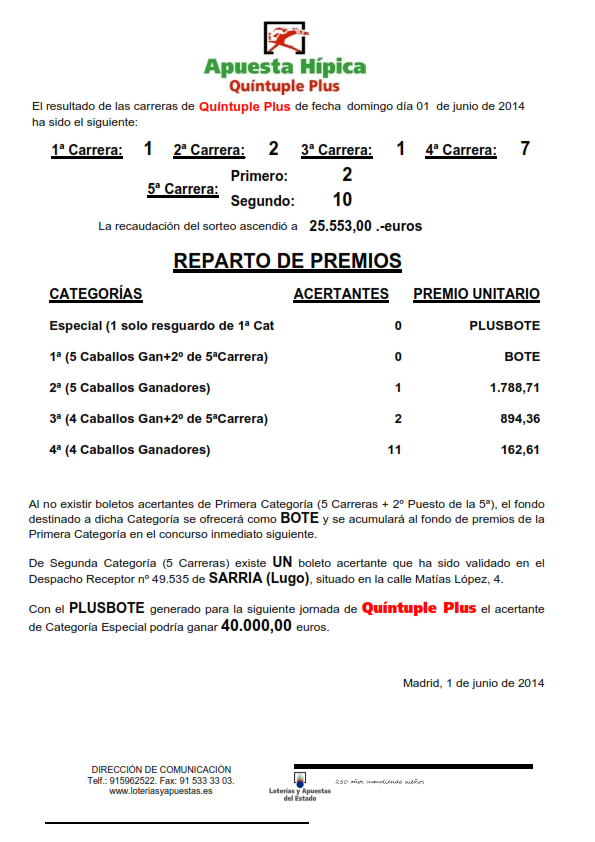 NOTA_DE_PRENSA_DE_QUINTUPLE_PLUS_1_06_14_001