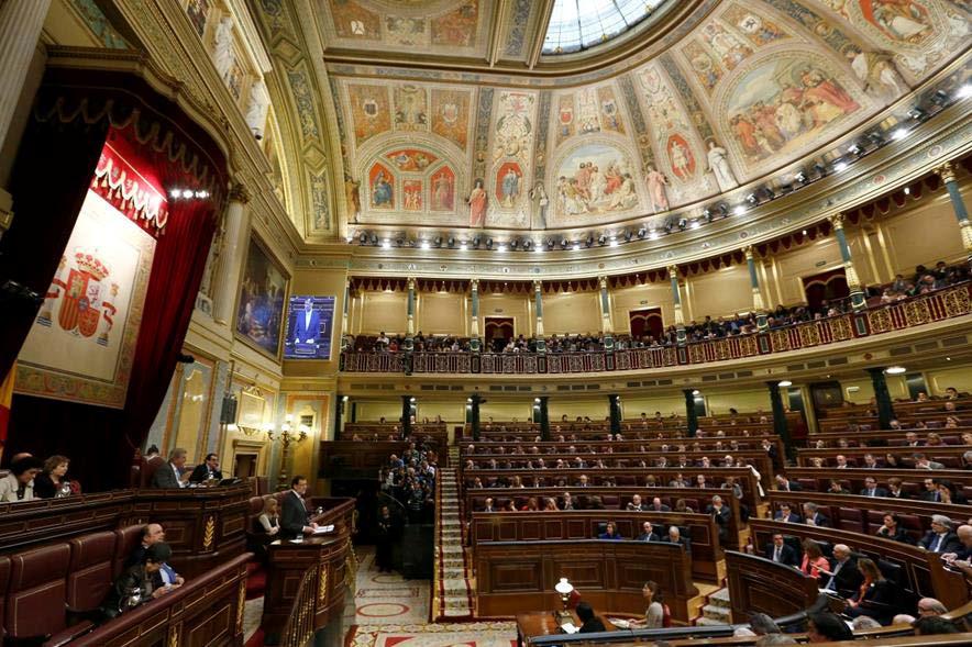 Palacio del Congreso de los Diputados
