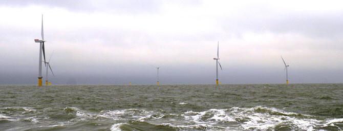 Parque eólico Iberdrola offshore 2