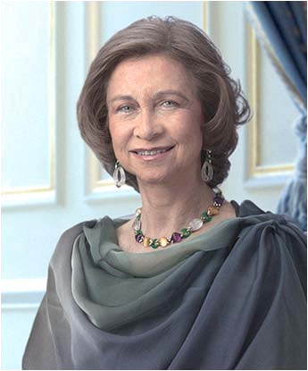 S.M. la reina Doña Sofía