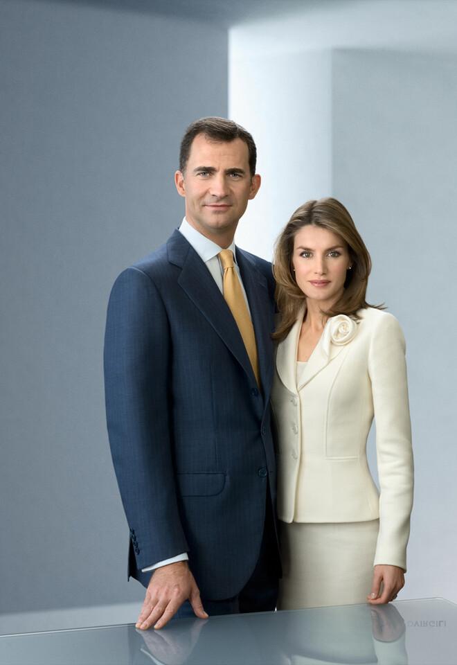 © DVirgili Fotografía Oficial Su Alteza Real el Príncipe de Asturias