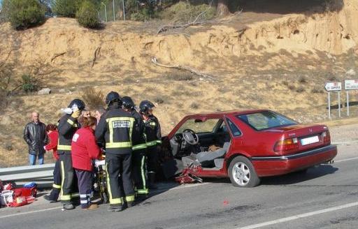 Una mujer ha fallecido y otra ha resultado herida en un accidente en Toro (Zamora)