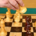 ajedrecistas ciegos se juegan en Benidorm dos plazas para el Campeonato de España de Linares