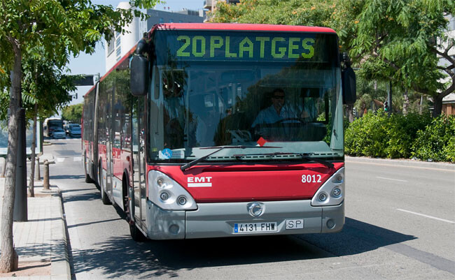 autobuses-playas-valencia