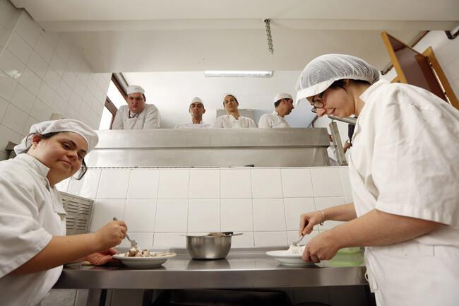 cocineros discapacidad