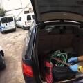 Dos detenidos cuando intentaban robar más de 300 kilos de estupefaciente de un depósito disfrazados