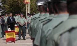 entrega de despachos y diplomas a las nuevas promociones de Suboficiales y de Guardias Civiles (1)
