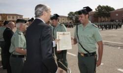 entrega de despachos y diplomas a las nuevas promociones de Suboficiales y de Guardias Civiles (3)