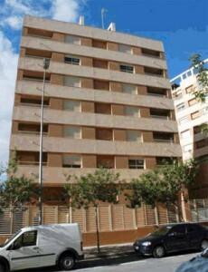 Inmueble de Adif en la ciudad de Alicante