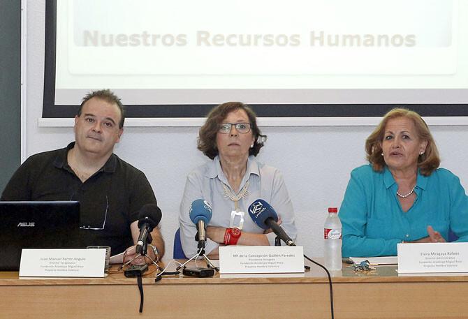 R.P de Proyecto Hombre  (Foto: AVAN // Alberto Sáiz)