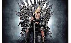 la abdicacion del rey con humor (14)