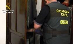 La Guardia Civil detiene al presunto autor del doble homicidio de un hombre y de su hija de 7 años