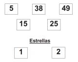 sorteo de Euro Millones celebrado hoy viernes día 20 de junio de 2014
