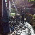 2014.07.22 Incendio urbano en Espinaredo 1