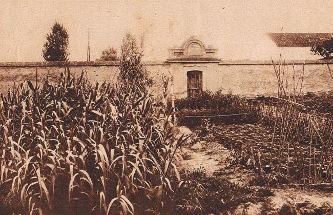 Cementerio de los Ajusticiados.  Barranc de Carraixet. Ca. 1920. A. P. R. S.