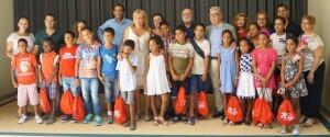 Foto grupo padres