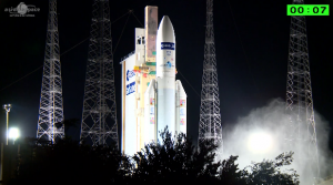 Last ATV lifts off to supply the Space Station   ATV   Human Spaceflight   Our Activities   ESA