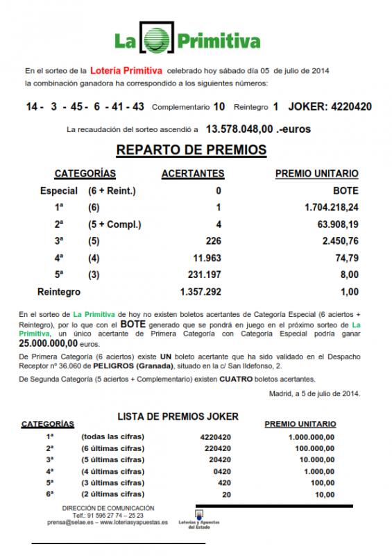 NOTA_DE_PRENSA_DE_LA_PRIMITIVA_DEL SABADO _05_07_14_001