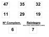 Sorteo de la BonoLoto celebrado hoy lunes día 07 de julio de 2014 COMBINACION_GANADORA_DE_BONO_LOTO_DÍA_07_07_14.pdf