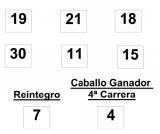 Sorteo de la  Lototurf celebrado hoy lunes día 07 de julio de 2014  COMBINACION_GANADORA_LOTOTURF_07_07_14.pdf