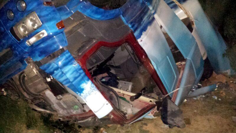 accidente camion utiel
