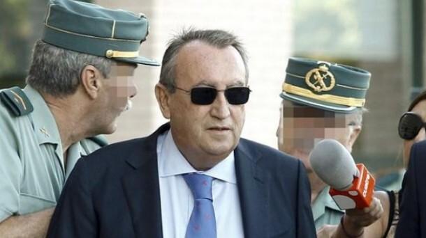 Carlos Fabra. Foto de archivo: EiTB