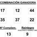 sorteo de la BonoLoto celebrado hoy viernes día 04 de julio de 2014 COMBINACION_GANADORA_DE_BONO_LOTO_DÍA_04_07_14.pdf