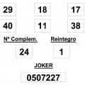 sorteo de la Lotería Primitiva celebrado hoy jueves día 10 de julio de 2014  COMBINACION_GANADORA_LOTERIA_PRIMITIVA_DEL_JUEVES_10_07_14.pdf