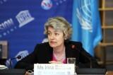 La directora general de la UNESCO, Irina Bokova FotoUNESCO/Danica Bijeljac