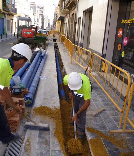 082014 Renovación agua potable Cabanyal