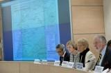Los integrantes de la Comisión Investigadora para Siria Foto:ONU/Jean-Marc Ferré)