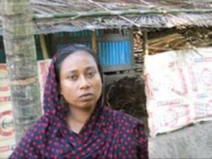 Monju Begum cortó el pene de su vecino, quien intentó violarla, y llevó el miembro a la Policía.BBC.CO.UK