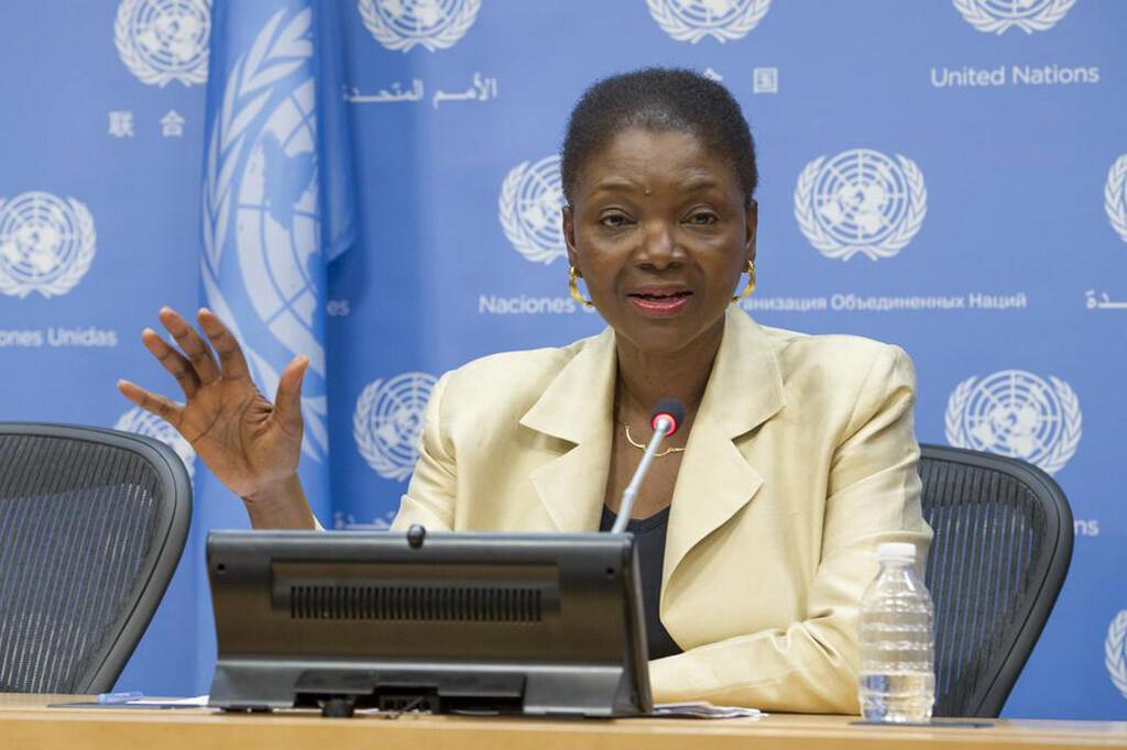La coordinadora de la Oficina de la ONU para Asuntos Humanitarios, Valerie Amos Foto: ONU/Eskinder Debebe