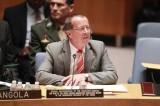 El representante del Secretario General de la ONU para la República Democrática del Congo, Martin Kobler Foto. ONU/Paulo Filgueiras
