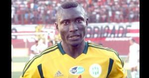 El fallecido futbolista Albert Ebosse