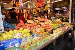 Alimentos consumo frutas