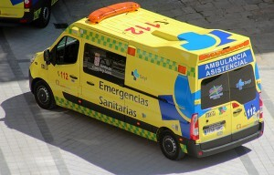 Ambulancia Medicalizada (UME)