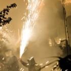 Barreras de hormigón y más agentes refuerzan la seguridad en la Cordà